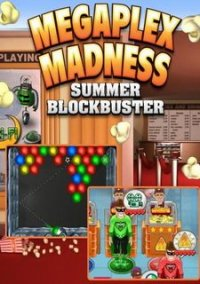 Megaplex Madness: Summer Blockbuster – фото обложки игры