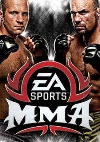 EA SPORTS MMA – фото обложки игры