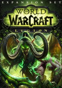 World of Warcraft: Legion – фото обложки игры