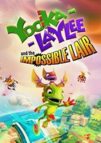 Yooka-Laylee and the Impossible Lair – фото обложки игры