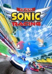 Team Sonic Racing – фото обложки игры