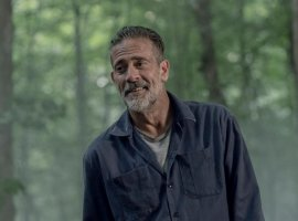 Что произошло сНиганом в5 серии 10 сезона «Ходячих мертвецов»— ичем это отличается откомикса