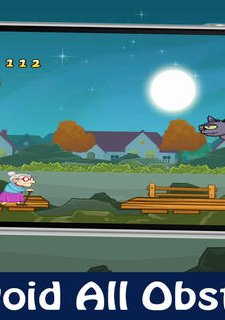 Granny Vs. Zombies - Running Game to Escape the Dead