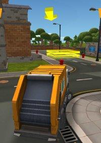 Grand Trash Auto – фото обложки игры