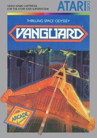Vanguard – фото обложки игры