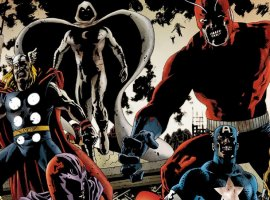 Супергерои против зомби: вышел фан-трейлер фильма Marvel Zombies