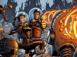 Amazon снимет сериал пофантастическому комиксу Fear Agent
