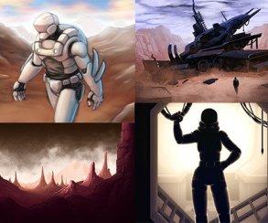Разработчик Mass Effect придумал игру о космонавтах-супругах