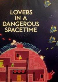 Lovers in a Dangerous Spacetime – фото обложки игры