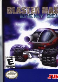 Blaster Master: Enemy Below – фото обложки игры