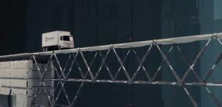 Bridge Constructor Portal. Анонсирующий трейлер