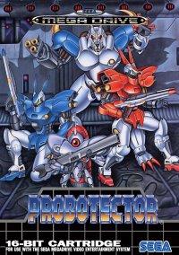 Probotector – фото обложки игры