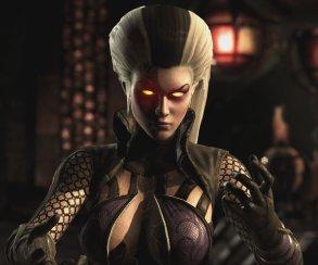 Эд Бун еще раз показал Синдел из MK 11. Теперь мы можем рассмотреть лицо героини!