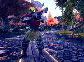 11 минут геймплея The Outer Worlds. Теперь можно детально рассмотреть местную боевую систему!