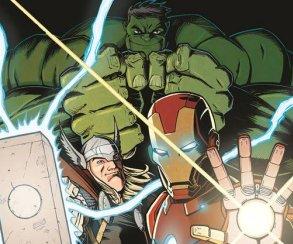 Мстители непопали в третийфильм про Тора, зато помогут остановить Рагнарек вкомиксах
