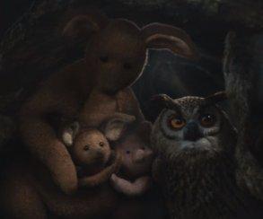 «Доброта и крипота»: вышел полноценный трейлер фильма «Кристофер Робин» со знакомыми героями
