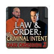 Law & Order Criminal Intent 2 - Dark Obsession – фото обложки игры