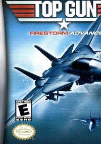 Top Gun: Firestorm Advance – фото обложки игры