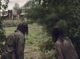 Как «Ходячие мертвецы» раскрыли прошлое Альфы— лидера Шепчущихся