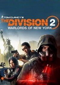 Tom Clancy's The Division 2: Warlords of New York – фото обложки игры