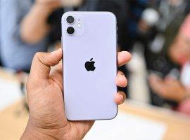 Самым популярным смартфоном вмире стал iPhone11