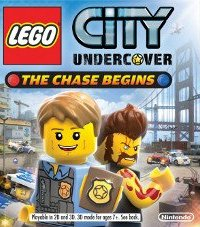 LEGO City Undercover: The Chase Begins – фото обложки игры