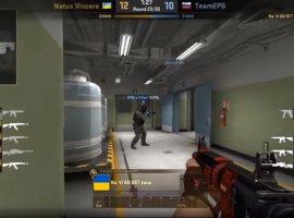 Versus Battle в CS:GO. В одном из матчей Zeus встретился с игроком, которого обвинял в читерстве