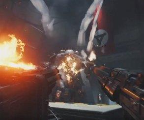 Новый ролик Wolfenstein 2: The New Colossus снова непро геймплей