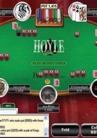 Hoyle Card Games (2008) – фото обложки игры