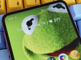 Hidey Hole: приложение с«дырявыми» обоями для флагманов Samsung Galaxy S10