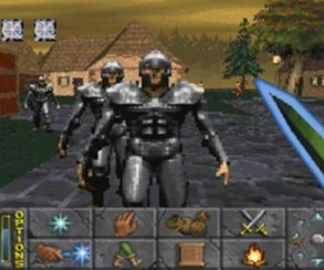 Фанатский ремейк The Elder Scrolls II: Daggerfall наUnity теперь можно пройти доконца