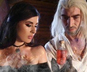 Геральт обращается кЙеннифэр запомощью вновом эпизоде порнопародии на«Ведьмака»