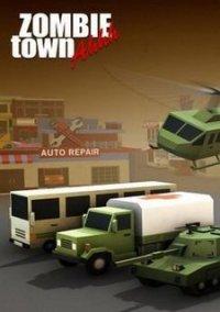 ZOMBIE TOWN AHHH – фото обложки игры