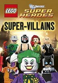 LEGO DC Super-Villains – фото обложки игры
