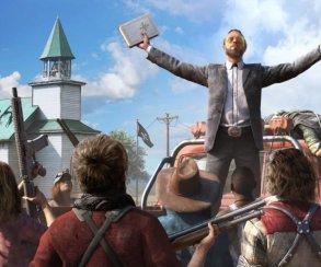 Ужасы культа вновом сюжетном трейлере Far Cry5, атакже подробности безумных DLC