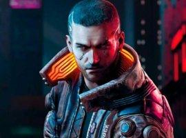 Авторы Cyberpunk 2077 поделились стильным артом с главным героем игры