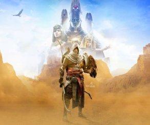Гифка дня: продвинутые технологии Египта вAssassin's Creed: Origins