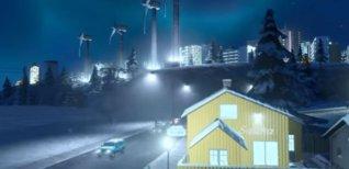 Cities: Skylines. Трейлер DLC Snowfall