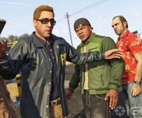 Гифка дня: добро незнает границ вGrand Theft Auto5