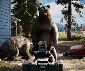 Три способа захватить вышку вновом геймплейном ролике Far Cry 5 в4K-разрешении