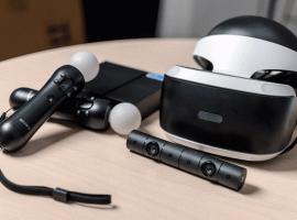 УSony новый патент. Это VR-контроллер сотслеживанием пальцев