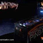 Скриншот Evolution Pinball VR: The Summoning – Изображение 1