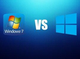 Наконец-то! Windows 10установлена убольшего числа пользователей, чем Windows7
