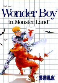 Wonder Boy in Monster Land