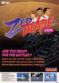Zed Blade – фото обложки игры