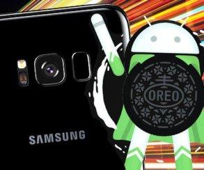 Смартфоны Samsung получат обновление до Android 8.0 Oreo. Но не скоро