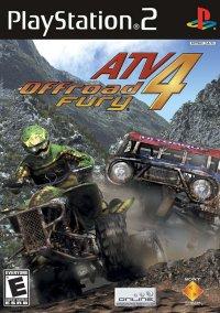 ATV Offroad Fury 4 – фото обложки игры