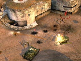 Серия игр Codename Panzers