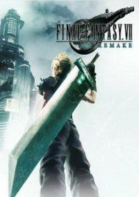 Final Fantasy VII Remake – фото обложки игры
