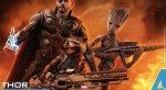Фигурки пофильму «Мстители: Война Бесконечности»: Танос, Тор, Железный человек идругие герои. - Изображение 47